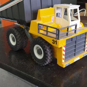 φορτηγό με ανατροπή PLAYMOBIL