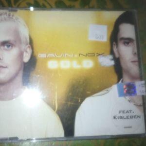 CD MAXI ΣΦΡΑΓΙΣΜΕΝΟ-GAVIN&NOX-GOLD