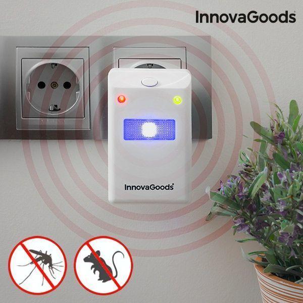 apothitiko entomon ke troktikon me LED InnovaGoods