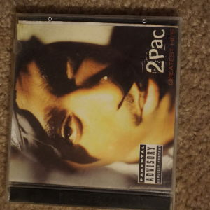cd 2Pac Greatest Hits