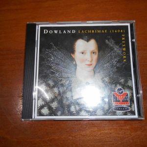 CD   DOWLAND - LACHRIMAE  ( 1604 )   FRETWORK