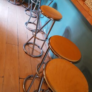 Σκαμπό καφετέριας - bar
