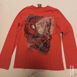 Mπλούζα SPIDERMAN BENETTON για αγόρι