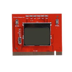LCD PCI Διαγνωστικη Καρτα Βλαβων PC