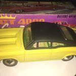 Ανανιάδης Τσίγκινο παιχνίδι GT 4000 Coupe