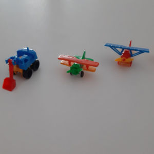 Παιχνίδια παγωτού  Λακι καπ Vintage      80s 90s