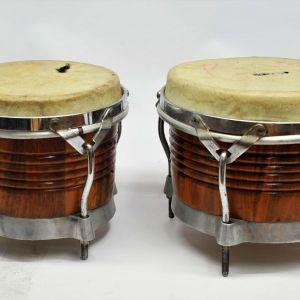 Πογκάκια Ξύληνα -  LP Latin Percussion Bongos  (AP-131)