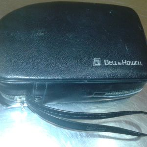 Vintage camera from the 60s Bell and Howell 440 Optronic Eye