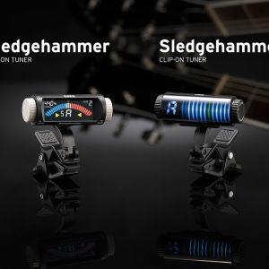 Korg Sledgehammer SH-G1 Clip-On Χρωματικό Κουρδιστήρι για Κιθάρα & Μπάσο