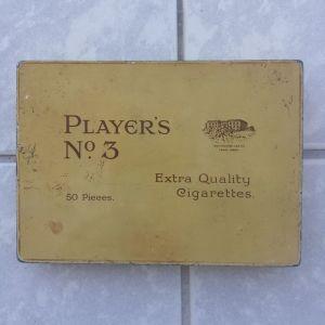 Παλαιο μεταλλικο κουτι τσιγαρων