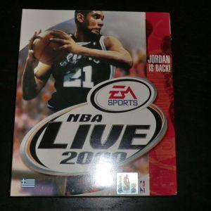 NBA LIVE 2000 JORDAN IS BACK EDITION PC CD ΚΑΙΝΟΥΡΓΙΟ ΣΦΡΑΓΙΣΜΕΝΟ