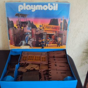 Playmobil.FΟRT GLORY.