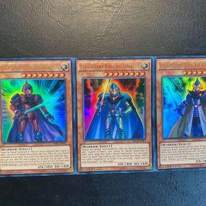 Legendary Knights (Ultra Rare set)