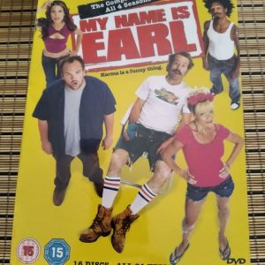 My name is Earl, the complete series