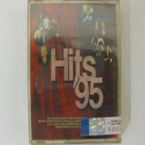 HITS'95-  VARIOUS - ΚΑΣΕΤΑ