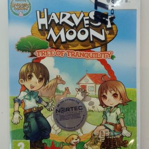 HARVEST MOON TREE OF TRANQUILITY NINTENDO Wii PAL BRAND NEW & NORTEC