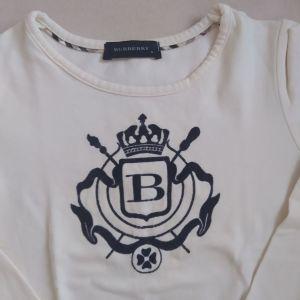 Μπλουζα Burberry για κορίτσι 6 ετων