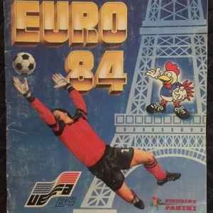 Άλμπουμ EURO 84 (70 ελλείψεις)