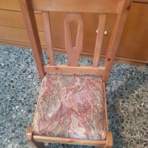 Τραπεζαρία κουζινας με 6 καρεκλες