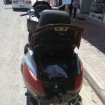 Πωλείται scooter 250cc μοντέλο  10/2010