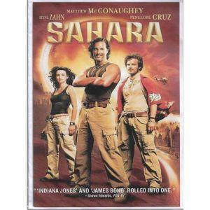 DVD / SAHARA / ORIGINAL DVD