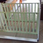 casa baby κρεβατάκι με συρτάρι