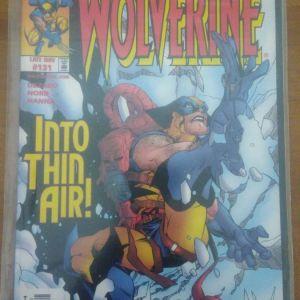 Marvel Comics: Wolverine #131