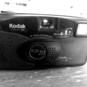 Kodak camera KB20