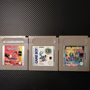 Game boy παιχνίδια