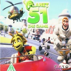 PLANET 51 THE GAME - PS3