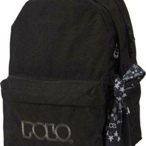 Τσάντα Polo Original Double 600D Μαύρο Χρώμα