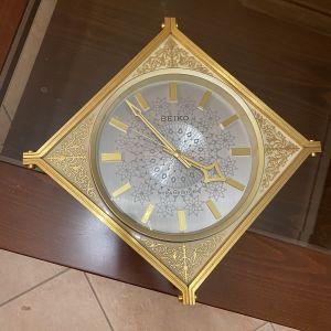 Ρολόι τοίχου SEIKO ΤΤΧ 641, made in Japan