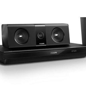 Home cinema Philips ΗΤΒ3520 G/12 1000 W 5. 1 CH 3 D Blu- ray & DVD Home Cinema