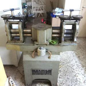 Μηχανήματα & Εργαλεία ΑργυροΧρυσοχοίας