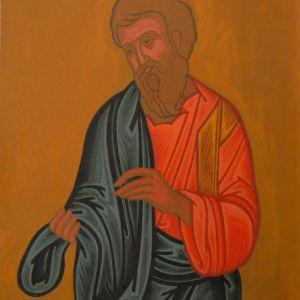 Φώτης Κόντογλου, Μετωπικός άγιος