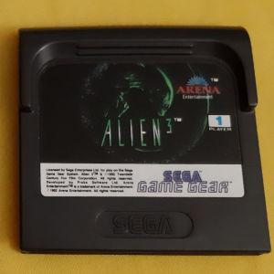 Alien 3 Sega Game Gear