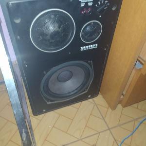 πωλείται ηχείο 244 watt για στερεοφωνικό