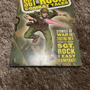 SGT Rock combat tales DC comics