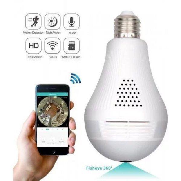 lampa kamera IP