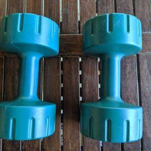 Βαράκια (αλτήρες) 2 Χ 3Kg
