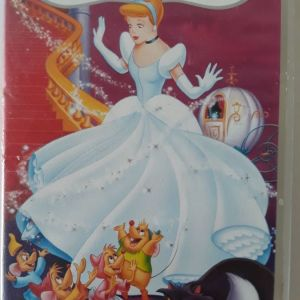 6 VHS κλασσικά του DISNEY