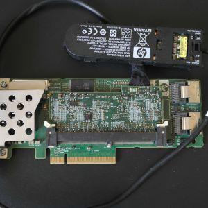 HP SMART ARRAY P410/512MB  Raid Card