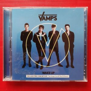 The Vamps - Wake Up Cd & Dvd