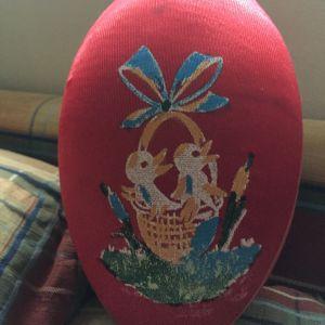 Πασχαλινό αυγό vintage