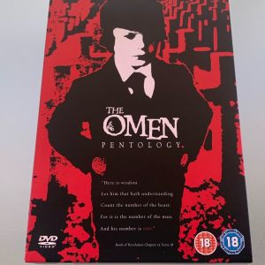 The omen pentology special edition 6 dvd box set