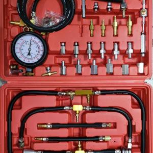 Μετρητής πίεσης βενζίνης (σετ εργαλείων).