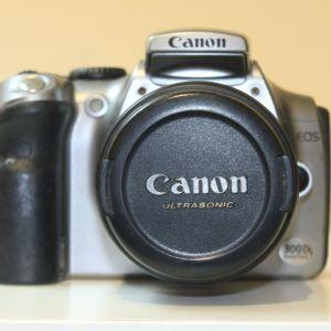 Κάμερα Canon EOS 300D Kit (EF-S 18-55mm)