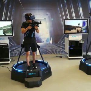 Virtual Reality - Εικονική Πραγματικότητα