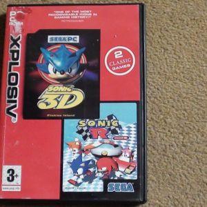 Sonic 3D και Sonic R για PC