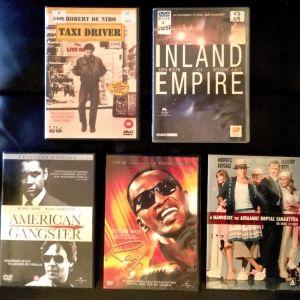 5 DVD Movies